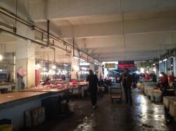Yixing market